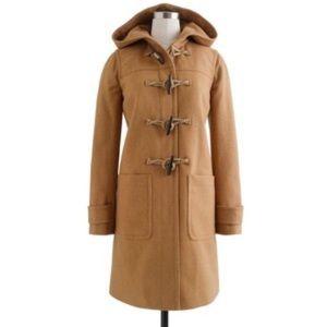 J. Crew Nello Gori Wool Cashmere Toggle Coat | 6